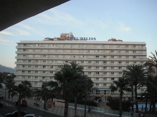 Hotel Helios Benidorm : FAB!