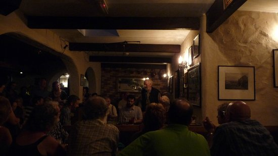 Fisherman's Rest: O'Connor's pub is just around the corner - a 20 second walk.  Great traditional music!