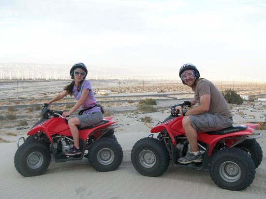 View Picture Of Offroad Rentals Palm Springs Tripadvisor
