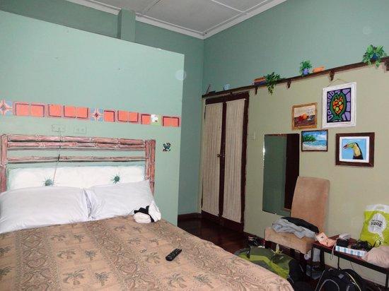 Hemingway Inn: Zimmer