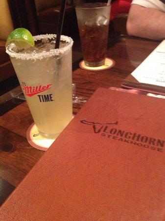LongHorn Steakhouse: Marguerita