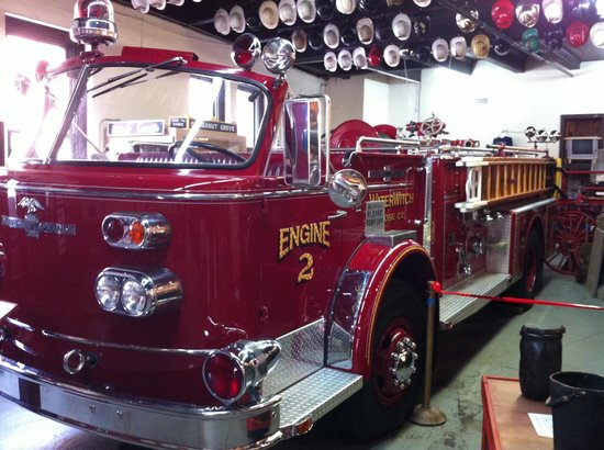 Boston Fire Museum