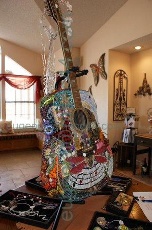 Heart of the Desert/Eagle Ranch Pistachios Farm Tour: Gift Shop at Eagle Ranch Pistachio Groves