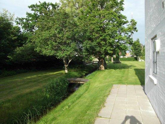Aalbaek Gl Kro : Garden