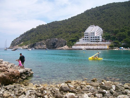 Sirenis Cala Llonga Resort: cala longa