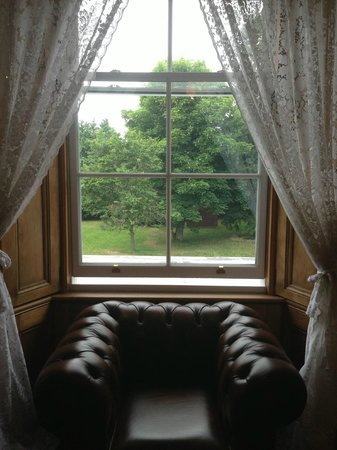 Columba House Hotel : View from our bedroom
