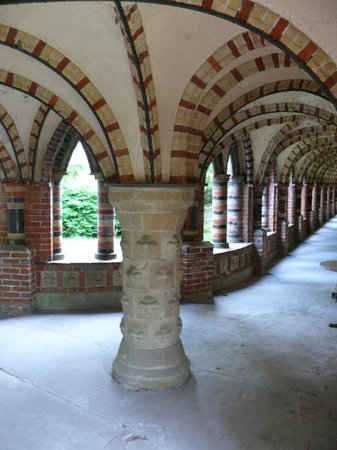 The Cloisters of The Towers