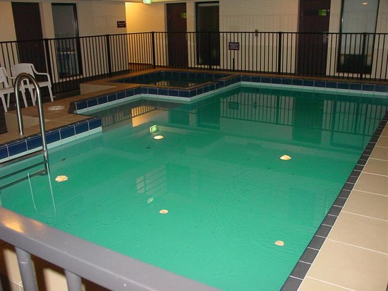 Cambridge Hotel Sydney: nice indoor pool
