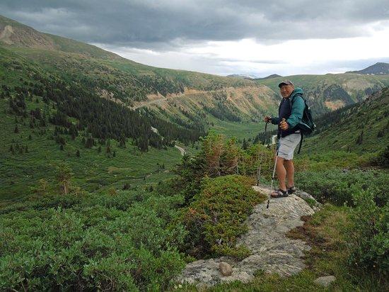 Linkins Lake Trail: Gorgeous view