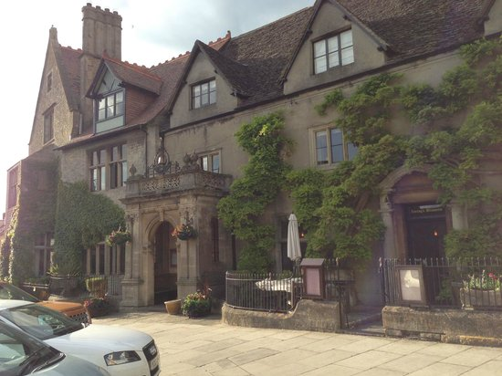 The Old Bell Hotel: Beautiful hotel