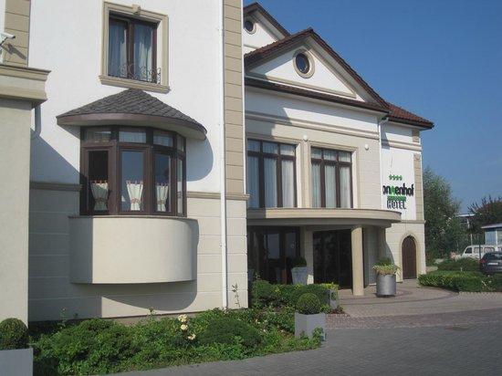 Hotel Sonnenhof: Entrance