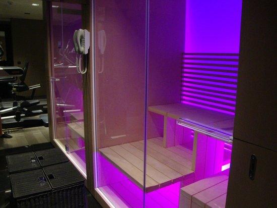 Key Hotel : Sauna