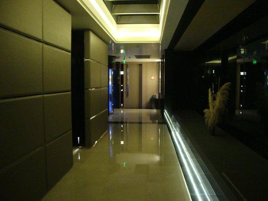 Key Hotel : Corridor