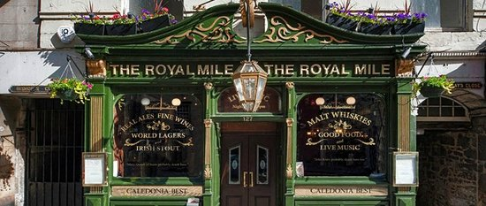 ‪The Royal Mile Tavern‬
