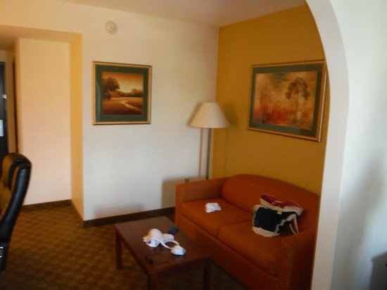 Sleep Inn & Suites Clear Spring: nice