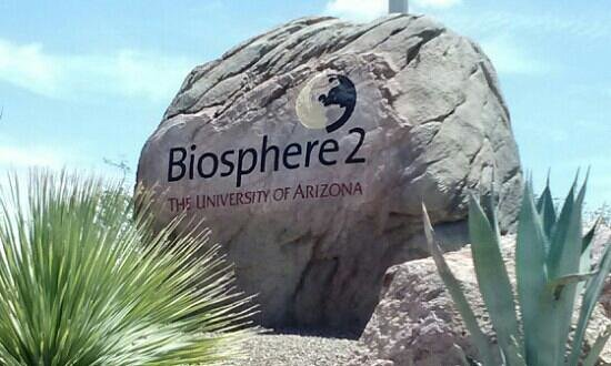 Biosphere 2: Unique tour