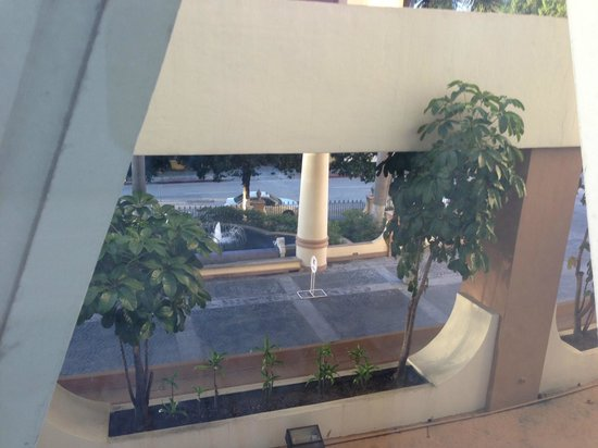 The Westin Camino Real Guatemala: View from room