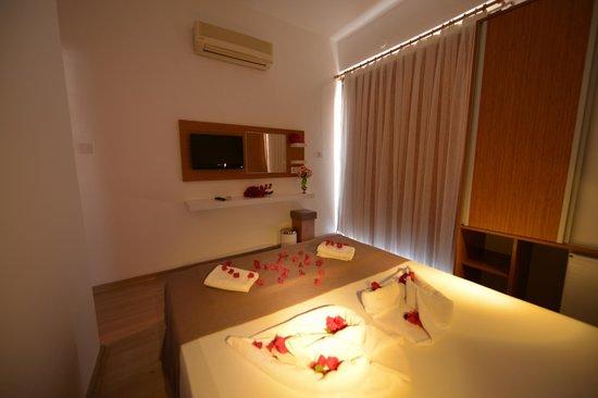 Talay Otel: odanın iç resmi