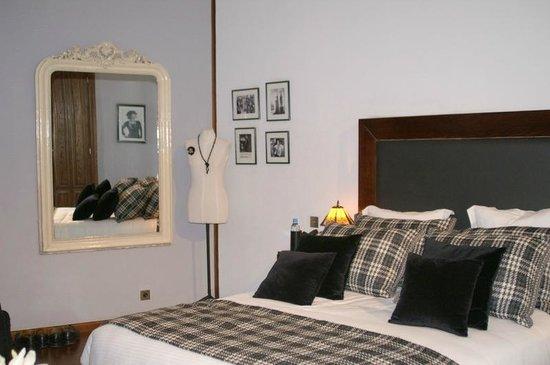 Hotel & Spa Le Doge: chambre coco  chanel