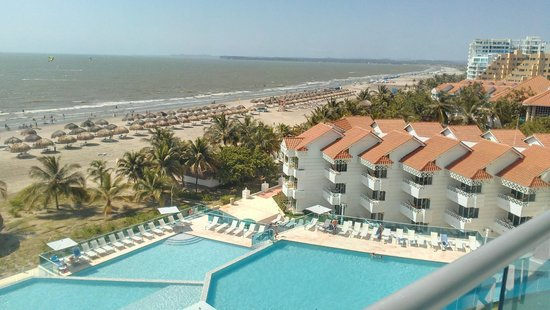 Hotel Las Americas Torre del Mar: Beautiful view