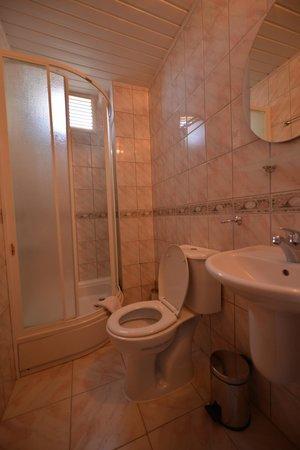Talay Otel : banyo