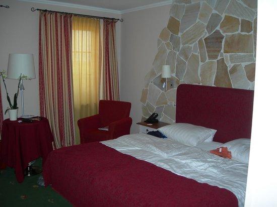 Ringhotel Zum Stein: hotel room
