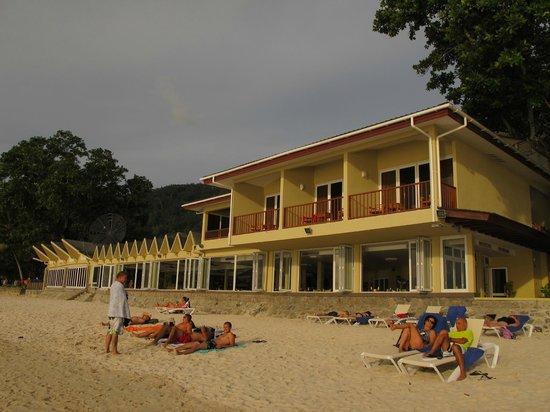 Coral Strand Smart Choice Hotel Seychelles: Restaurant