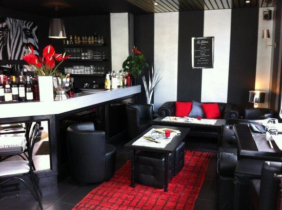 Le Zebre : Le coin Lounge