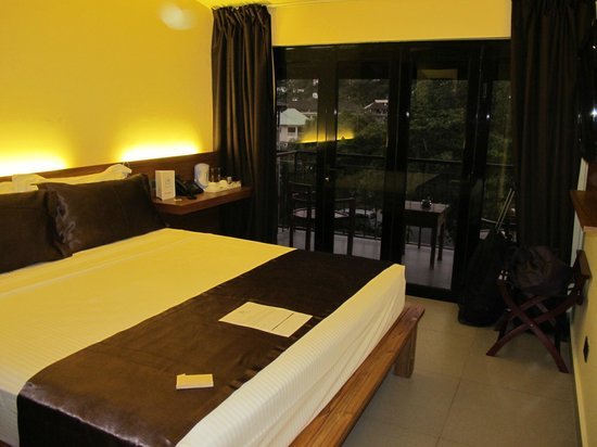 Coral Strand Smart Choice Hotel Seychelles: Zimmer