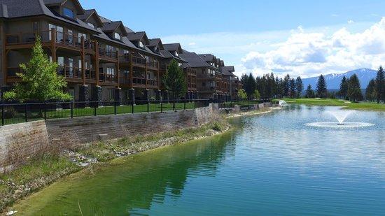 Bighorn Meadows Resort: Scenic views