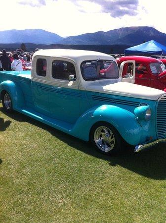 Bighorn Meadows Resort: Annual Car Show
