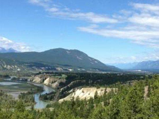 Bighorn Meadows Resort: Beautiful surroundings