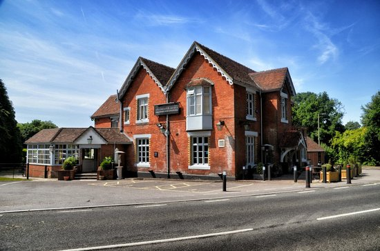 The Chilworth Arms: Chilworth Arms