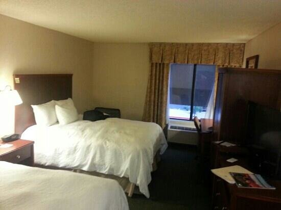 Hampton Inn Colorado Springs Airport: room216
