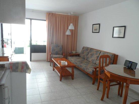 Morana Apartments: lounge area