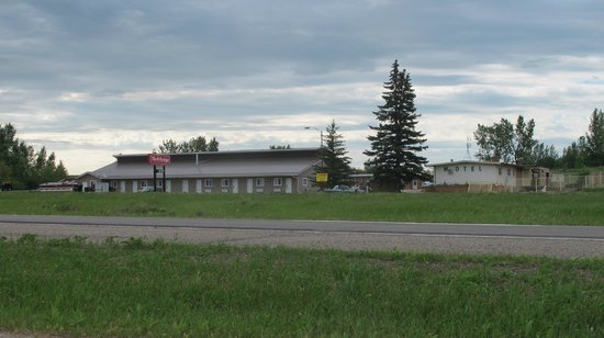 Thriftlodge Moose Jaw : What it looks like