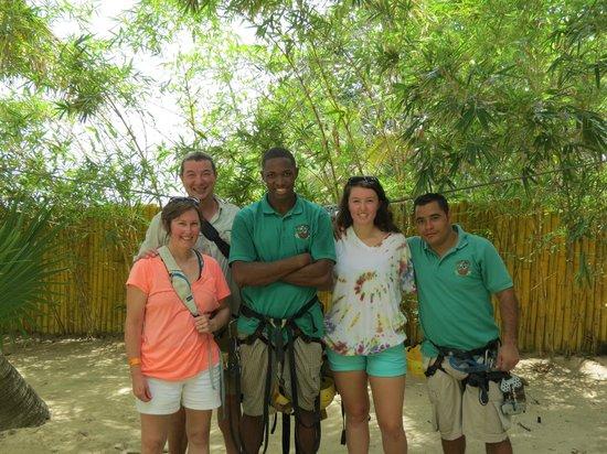 Hobbies Hideaway: gumbalimba park zipline