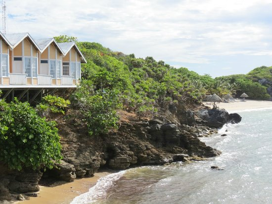 Hobbies Hideaway: Near the east end and Paya Bay