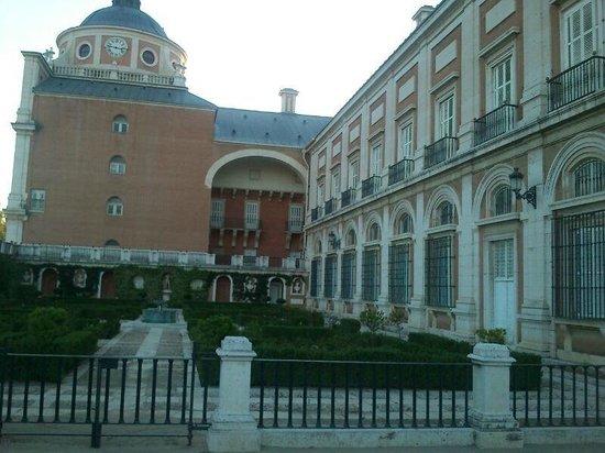 El Cocheron 1919: Palacio de Aranjuez