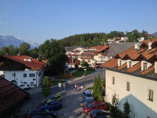 Bon Alpina : Balcony view