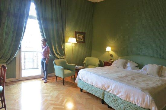 Grand Hotel Vesuvio: bedroom
