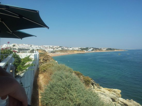 Iguana Cafe: View from the terrace