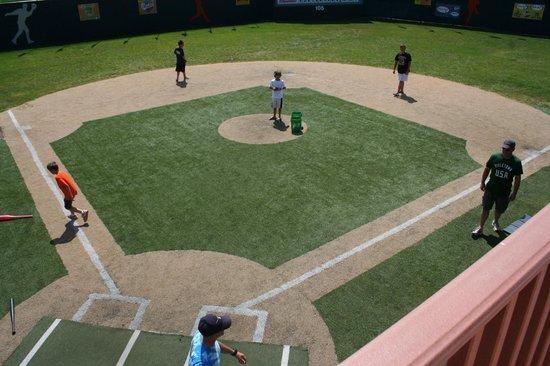 Rookies Food & Spirits: Outdoor Whiffle Ball Field
