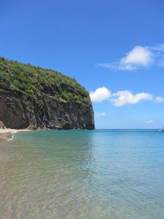 Rendezvous Beach: Bay