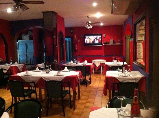 Indian palace restaurant tenerife sur : Indian Palace Restaurant
