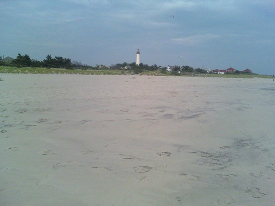 Cape Harbor Motor Inn: Cape May Light House