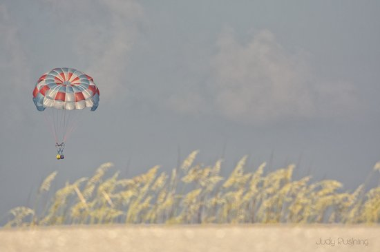 Phoenix VII: Parasailing at Orange Beach