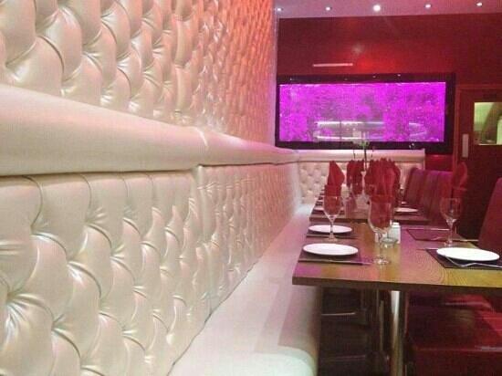 Red Rose Restaurant: VIP lounge