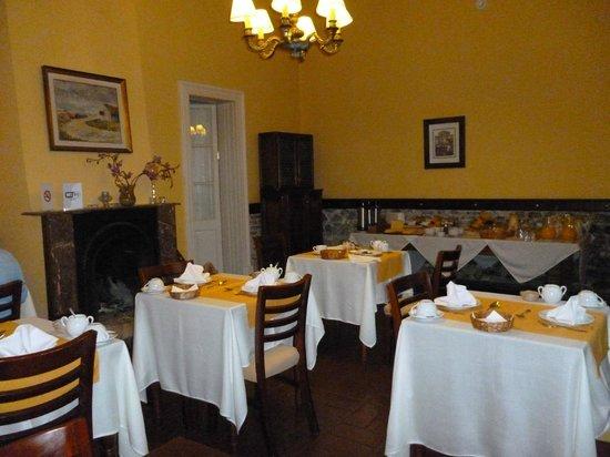 Hotel Posada del Virrey: Desayunador