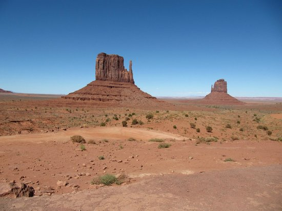 Kayenta, AZ: Monument Valley